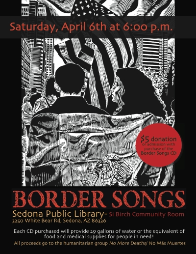 Border Songs - Sedona
