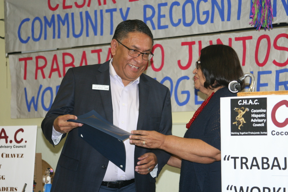 Community leader, students and local 'Rosie the Riveters' honored at Third Annual César E. Chávez Community Recognition Celebration | C.H.A.C.